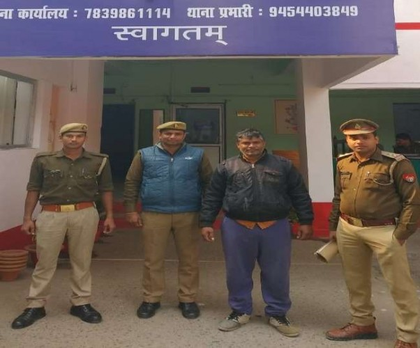 लखनऊ में मैट्रीमोनी वेबसाइट पर ठगी करने वाला गिरफ्तार ऑपरेशन 420 में चढ़ा पुलिस के हत्थे