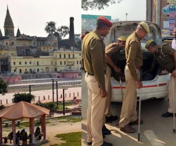 अयोध्या में सुरक्षा को लेकर 25 फरवरी तक बढ़ी निषेधाज्ञा, बिना अनुमति धरना-प्रदर्शन पर रहेगी रोक
