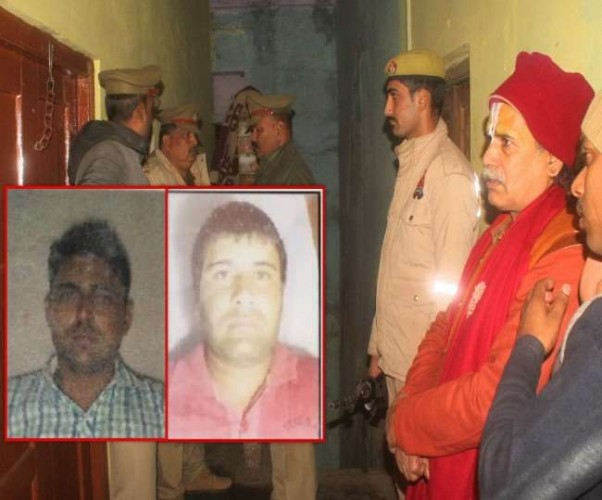 बाराबंकी में आठ दिन पूर्व सरेआम गोलियों से भूनकर हुई थी हत्या दो गिरफ्तार
