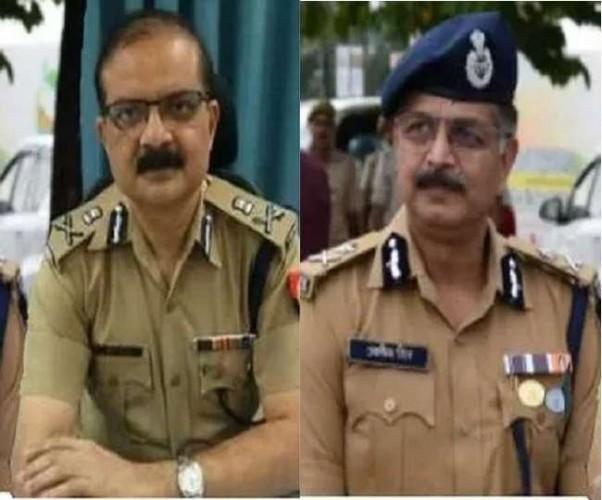 सुजीत पाण्डेय लखनऊ और आलोक सिंह गौतमबुद्धनगर के बने पहले पुलिस कमिश्नर