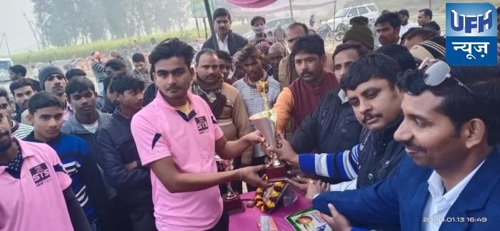 फाइनल मैच जीत कर बंगाल टाइगर बना विजेता