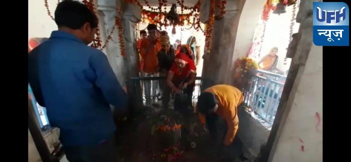हमीरपुर -आज तक उजागर नही हो सका चन्देल कालीन श्री शैलेश्वर शिव मंदिर सरीला का इतिहास