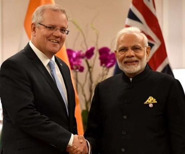 कोरोना संकट पर प्रधानमंत्री मोदी ने ऑस्ट्रेलिया के पीएम से की बात, रणनीतियों पर की चर्चा