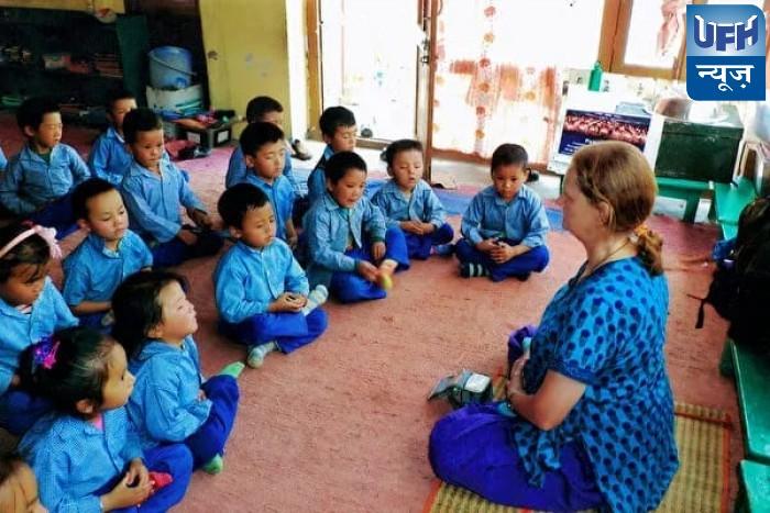 कैसे फालुन दाफा भारत में स्कूली बच्चों की मदद कर रहा है
