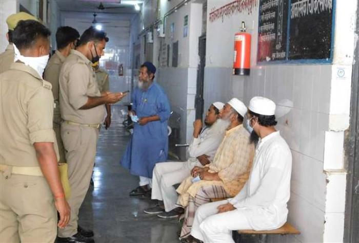 भदोही में बांग्लादेशी सहित 14 जमातियों को भेजा जेल, वीजा और लॉकडाउन उल्लंघन में केस दर्ज