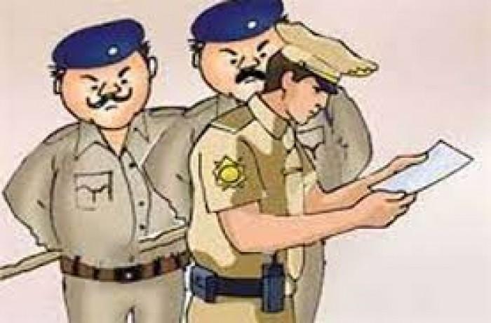 अयोध्या में पीएसी और पुलिस जवानों के बीच विवाद, थाने में हंगामा