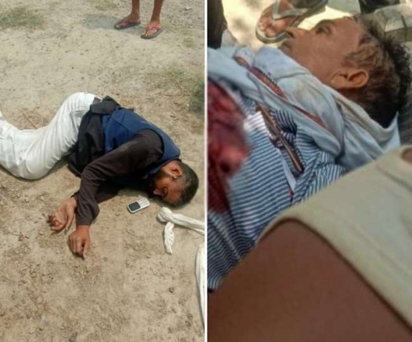 अयोध्या मे जमीनी विवाद में ग्राम प्रधान की हत्या, संदिग्ध परिस्थितियों में आरोपित की भी मौत-इलाके में दहशत