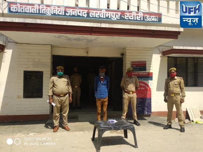 मादक पदार्थों का अवैध व्यापार करने वाला गिरफ्तार