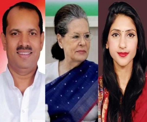 सोनिया गांधी के 'घर' में विधायक कांग्रेस के पर अंदाज बागी, पहले राकेश फिर अदिति ने खोला मोर्चा