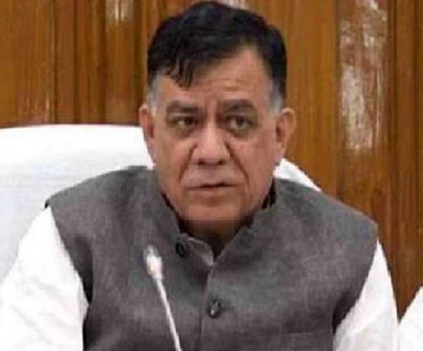 मंत्री सतीश महाना ने कहा- प्रदेश में 85 फीसद औद्योगिक इकाइयां चालू
