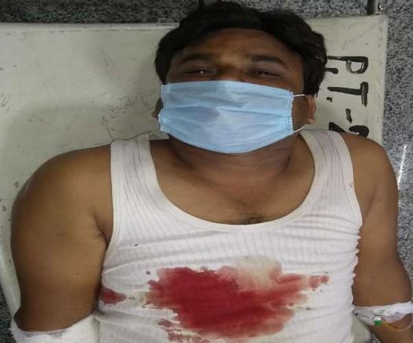 पुलिस मुठभेड़ में घायल बदमाश विपिन सिंह की लखनऊ के अस्पताल में मौत