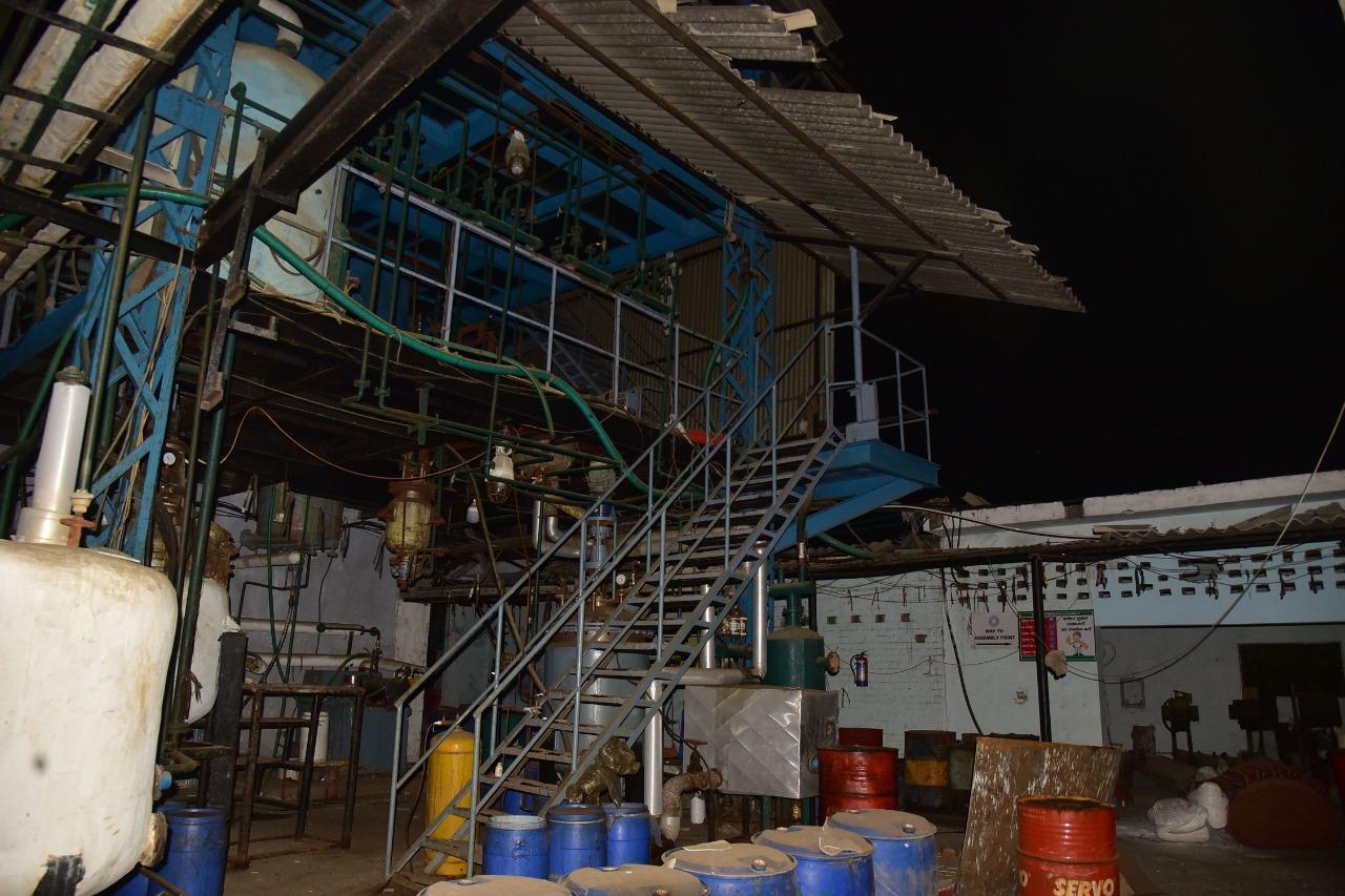 चिनहट की कैमिकल फैक्ट्री के ब्वॉयलर में ब्लास्ट, एक मजदूर की मौत- दो महिलाओं समेत सात घायल