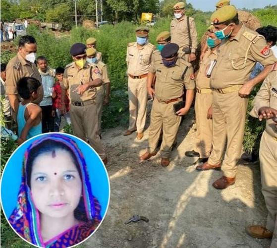 फर्रुखाबाद में देवर ने भाभी काे अकेला पाकर किया कत्ल फिर खुद को भी मारी गोली