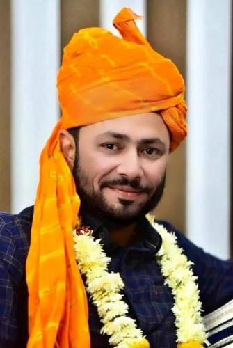 राष्ट्रीय हिंदू युवा वाहिनी के प्रदेश महासचिव बने अमित ठाकुर