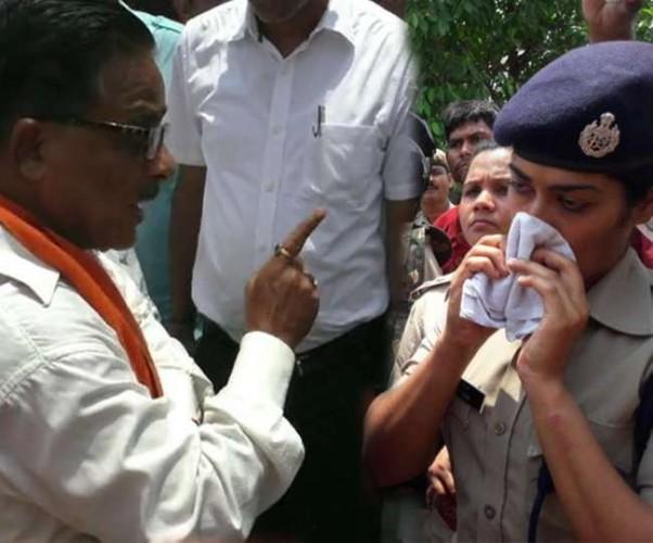 भाजपा विधायक राधा मोहन व ASP चारू निगम विवाद में दर्ज हुए मुकदमे वापस लेगी UP सरकार