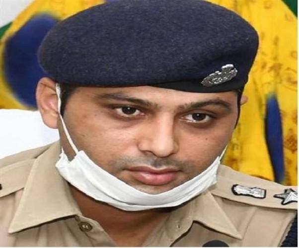 देश को हिला देने वाली घटनाओं में बीता कानपुर एसएसपी रहे दिनेश कुमार पी का 38 दिन का कार्यकाल
