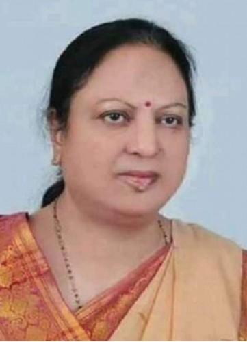 यूपी सरकार मे कैबिनेट मंत्री श्रीमती कमल रानी वरुण का निधन