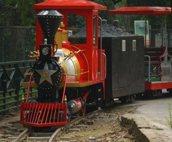 चिड़ियाघर की बाल ट्रेन कल से चलेगी, सोमवार को रहेगी साप्ताहिक बंदी