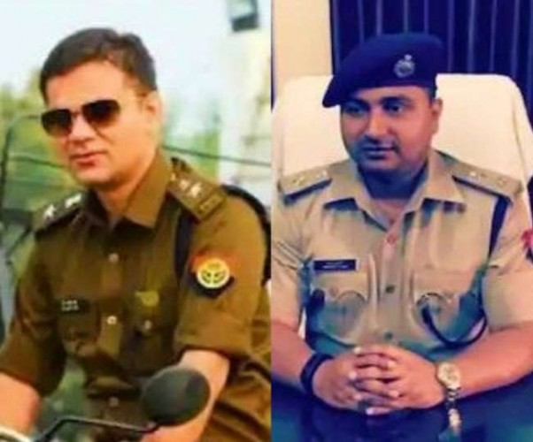 भ्रष्टाचार के आरोपों में घिरे IPS अजय पाल व हिमांशु कुमार विजिलेंस जांच में मिले दोषी