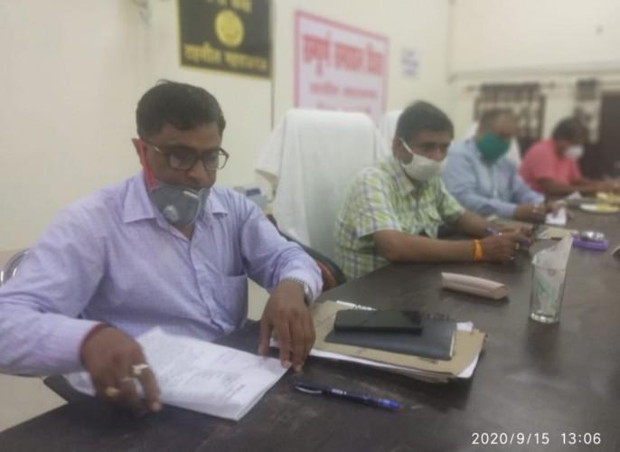 महाराजगंज तहसील में आयोजित हुआ 6 माह बाद संपूर्ण समाधान दिवस