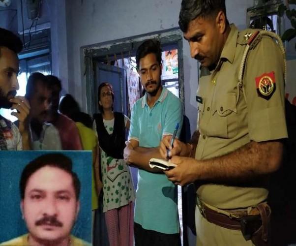 मुजफ्फरनगर में मेडिकल स्टोर संचालक की गोली मारकर हत्या, हवा में कई राउंड फायरिंग कर बदमाश हुए फरार