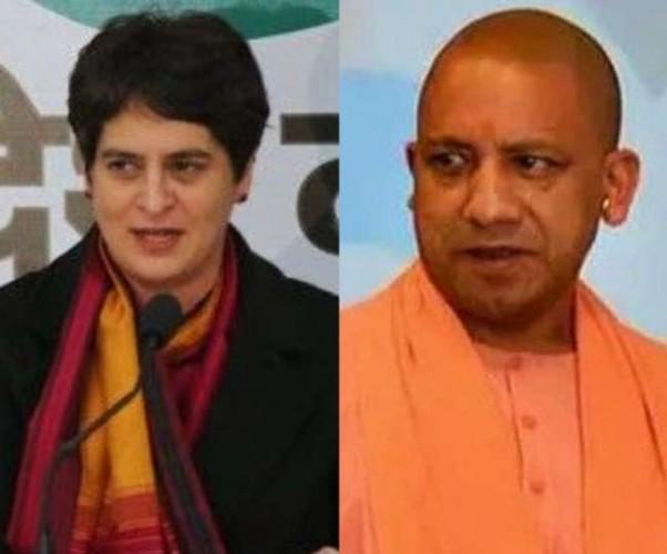 CM योगी को भेजे पत्र में गलत तथ्य से प्रियंका की किरकिरी, शिक्षक भर्ती के शून्य पद वाले जिलों पर मनगढ़ंत सियासत