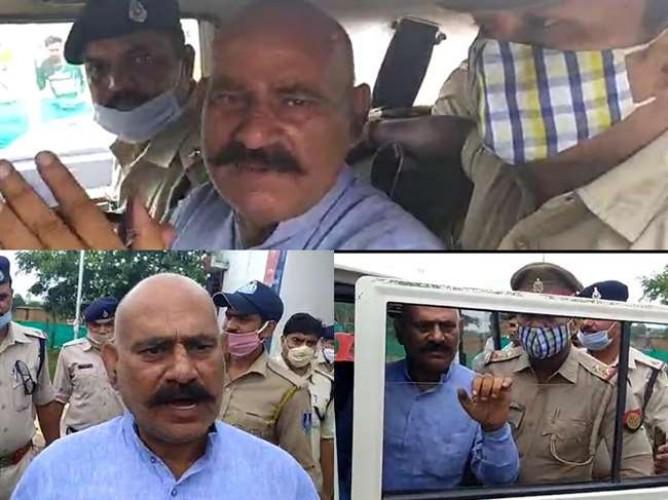 भदोही पुलिस खोज रही बाहुबली विधायक विजय मिश्र की पत्नी एमएलसी रामलली और पुत्र की संपत्ति