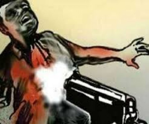 फतेहपुर में सरेशाम ज्वैलरी कारोबारी की गोली मारकर हत्या