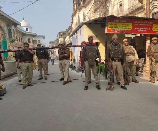 एसएसएफ के हवाले होगी रामनगरी की सुरक्षा