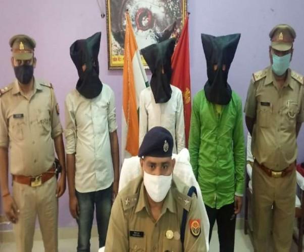 लखीमपुर मे दोस्त ने अपने दो साथियों के साथ मिलकर की थी रोहित की हत्या, पुलिस ने किया राजफाश