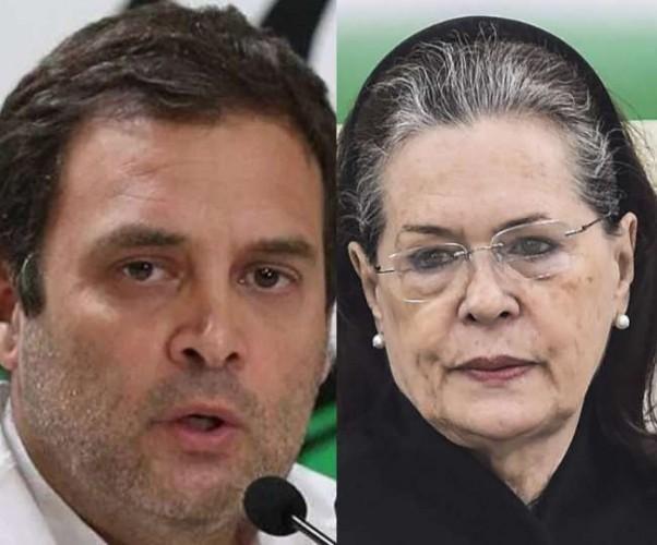 सोनिया गांधी बोलीं- शासक के जीवन में अहंकार का स्थान नहीं, राहुल ने कहा- होती है सत्य की जीत