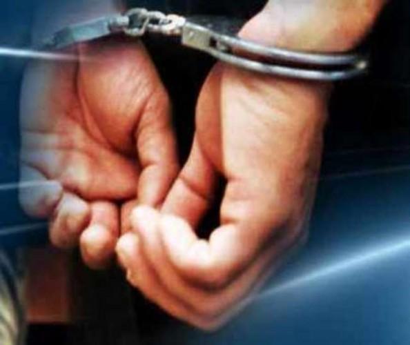 प्रयागराज में पकड़े गए दो अपराधी, एनटीपीसी का लोहा चुराकर कानपुर में बेचते थे