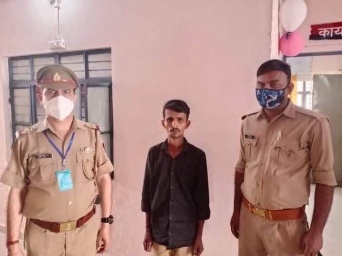 सदर बाजार पुलिस ने ₹35000 की इनामी बदमाशों को किया गिरफ्तार