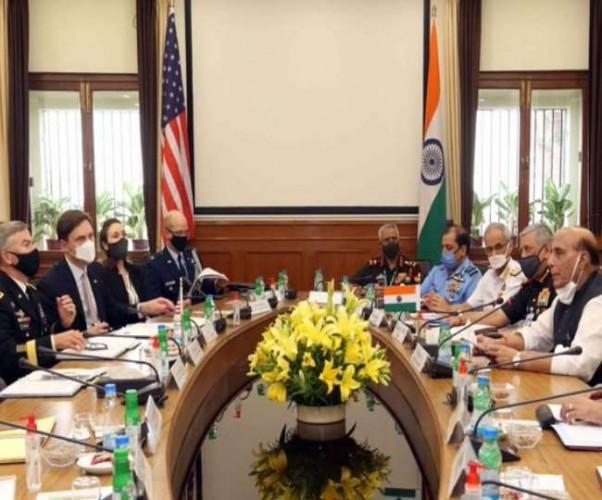 भारत अमेरिका के बीच टू-प्लस-टू वार्ता में कल बीका पर होगा समझौता