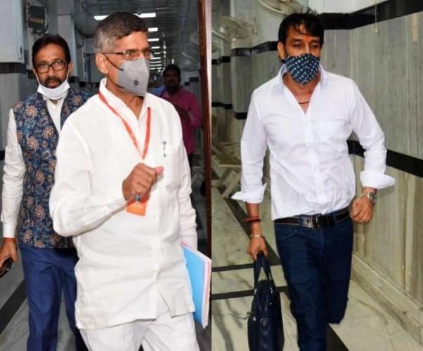 दिनभर सस्पेंस के बाद बीएसपी के रामजी गौतम को हरी झंडी, अब निर्विरोध निर्वाचन तय