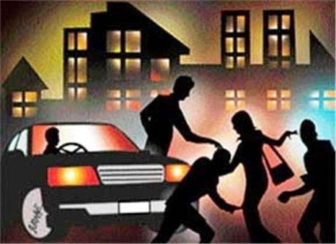 प्रयागराज मे घर के पास बाइक पर खींचकर किया किशोरी का अपहरण