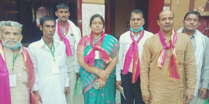 ग्राम अकबरपुरा में भारतीय जनता पार्टी का प्रशिक्षण शिविर का हुआ आयोजन