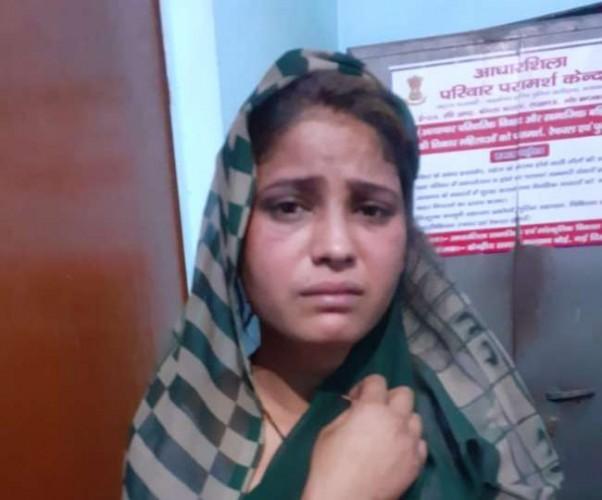 लखनऊ में बच्चे का अपहरण करने वाली सोनम भेजी गई जेल, पड़ोसी के बच्चे का किया था अपरहण