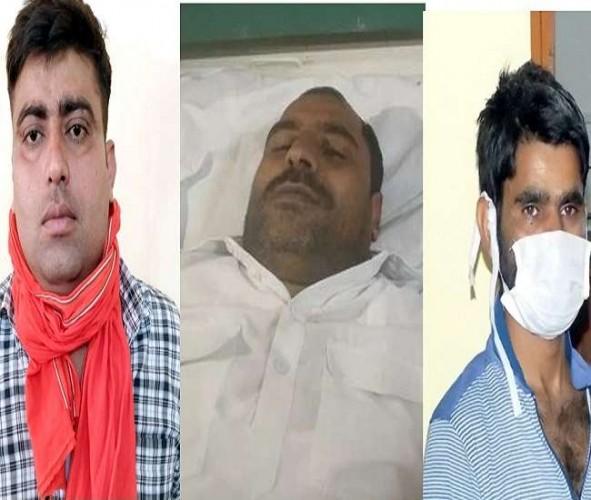 सिपाही से अंतरराज्यीय अपराधी बने विनोद जाट पर गैंगस्टर की कार्रवाई