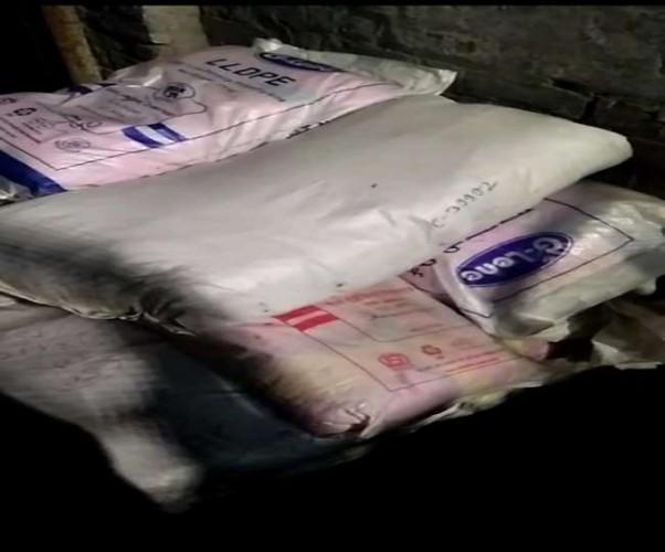 मेरठ में जाल बिछाकर 4.80 कुंतल पालीथिन जब्त की, 25 हजार का लगा जुर्माना