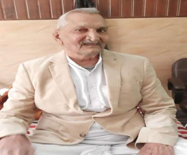 शामली में यूपी के कैबिनेट मंत्री सुरेश राणा के पिता का निधन, मुख्यमंत्री योगी आदित्यनाथ ने जताया दुख