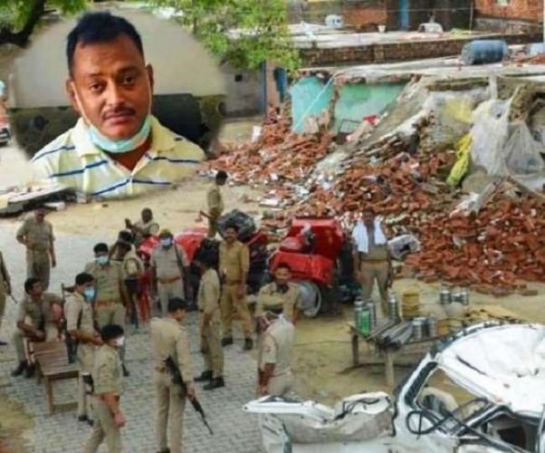 कल्याणपुर पुलिस पर हमले में बिकरू कांड के एक और आरोपित के खिलाफ आरोप तय