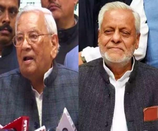 अहमद हसन व राजेंद्र चौधरी होंगे सपा के MLC प्रत्याशी
