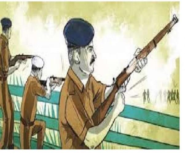चित्रकूट पुलिस मुठभेड़ में डकैत गोप्पा गिरोह का शातिर झल्लर गिरफ्तार