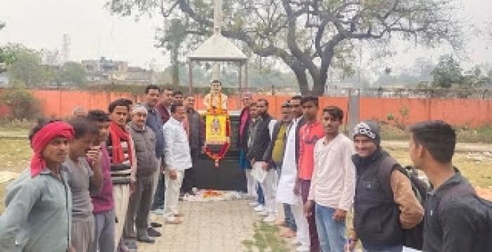 महाराजा सुहेलदेव पासी ने मसूद गाजी पर विजय प्राप्त की-मुकेश रस्तोगी