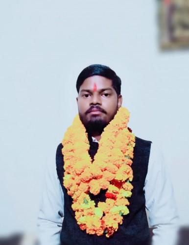 अटल भारतीय हिन्दू फाउंडेशन योगेश सिंह उर्फ रवि सिंह राजपूत जी को जिला संगठन मंत्री  मनोनीत