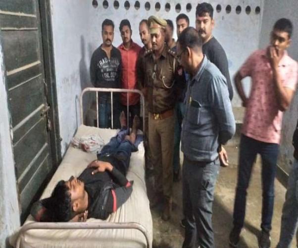 रायबरेली में दारोगा पर जानलेवा हमला करने वाला बदमाश गिरफ्तार
