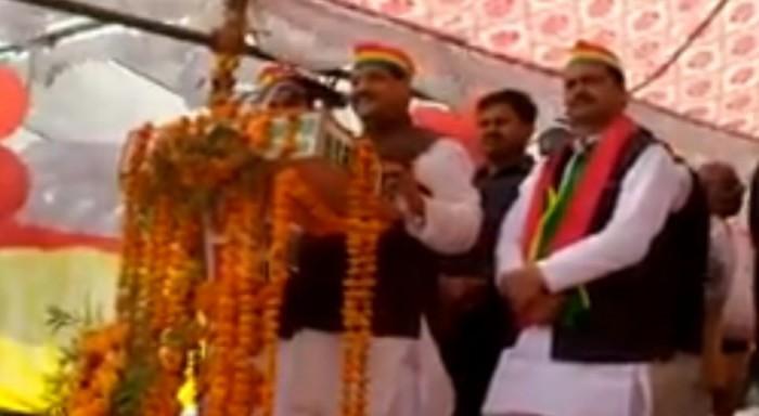 रायबरेली में BJP पर जमकर बरसे शिवपाल यादव, बोले- भाजपा ने गरीबों का जीना मुश्किल कर दिया है।