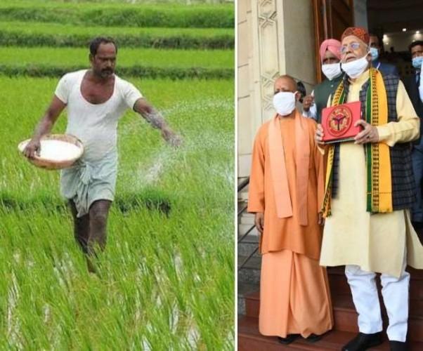 यूपी सरकार के चुनावी बजट में गांवों व किसानों की आत्मनिर्भरता को रफ्तार देने की कोशिश