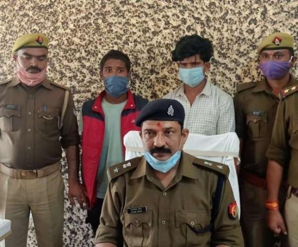 बलरामपुर में गला दबाकर की गई थी मासूम की हत्या, शोषण-उत्पीड़न करने में दो गिरफ्तार